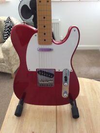 Fender telecaster japanese