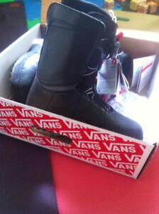 CIRRO VANS mens Snowboard boots
