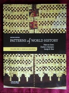 Patterns of World History: Volume 1 to 1600 - 2nd Edition