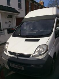 Vauxhall Vivaro LWB 2900,High Roof,2005 year,1.9 CDTI,6 Speed for sale