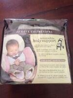 JJ Cole infant reversible body and head support
