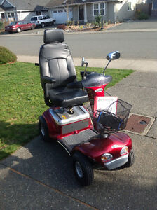 Shoprider Heavy Duty Mobility Scooter For Sale