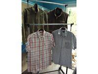 4 nice men's Hawkshead clothing items size medium