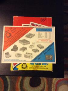 1988 OPC Baseball wax box Kitchener / Waterloo Kitchener Area image 3