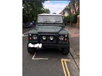 Land Rover Defender 90 3.8i V8 petrol