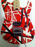 EVH Striped Series red 5150 sale or trade Eddie Van Halen