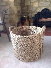 Rush Log Basket - Brand New! Extra Large