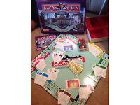 Monopoly Birmingham edition