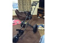 PowaKaddy Twinline 3 Golf Trolley