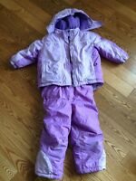 Size 3 girls snowsuit