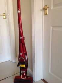 Morphy Richards Supervac 2-in-1 cordless Bagless upright vacuum cleaner boxed