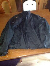 Frank Thomas XTi Motorbike jacket