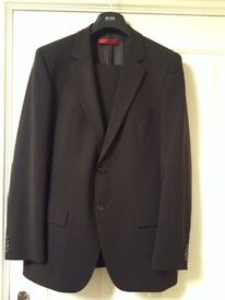 Hugo by Hugo Boss Brown suit, bargain.
