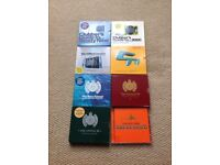 8 X MINISTRY OF SOUND CDS £20