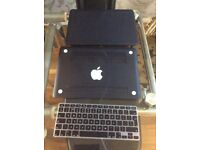 """Hard shell and silicon keyboard cover for MacBook pro 13"""" model"""