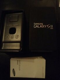 Samsung Galaxy s2 BOX only