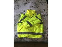 Brand New Hi-Vis Jacket