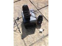 Sandstrom 2.1 speaker system