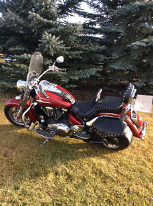 Ready for touring great ride