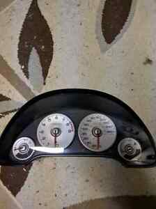 RSX Type-S cluster 02-04 10/10 condition
