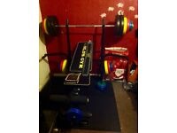 Multi bench press