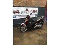 HONDA SH SH125 2010 19K MILEAGE 1 YEAR MOT STERLING