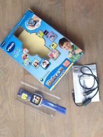 VTech Kidizoom Smart Watch Plus Electronic Toy - Blue by VTech
