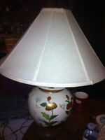 Selling a lamp