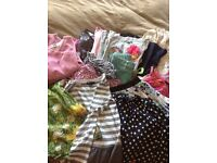 Spring/Summer clothes bundle girls clothes Age 8/8-9/9