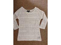 Next jumper size 8