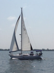 Family Sailing Cruiser, extremely well equipped