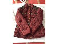 Girl's Next Quilted Jacket