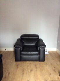 ***NEEDS TO GO*** 2 Seater Sofa and matching Chair