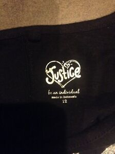 4 Justice (name brand) clothes for $20 Kawartha Lakes Peterborough Area image 7