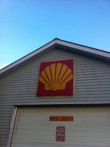 Shell Sign & others