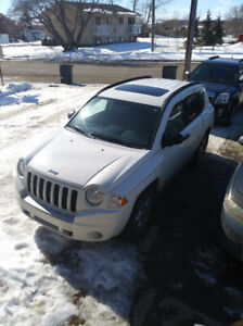 2008 Jeep Compass 2000.00$ firm