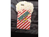 iPhone 5C Popcorn Box phonecase