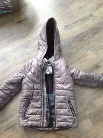 Boy's coat age 4-5