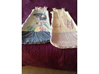 TU 18-24 month sleeping bags. Excellent condition!