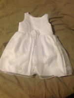 Flower Girl Dress - Size 1 (fit my daughter at 27 months)