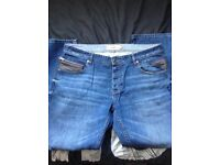 BRAND NEW Mens Next Jeans. Size 36s.