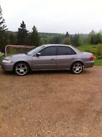 honda accord rims 4bolt pattern