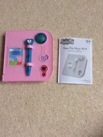 Peppa Pig's Magic Book