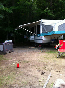 Tent Trailer for Sale or Rent