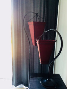 For sale - Pottery Barn Floor and Table Lamp