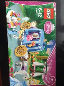 Lego Disney Princess Cinderella Complete Kit 6-12