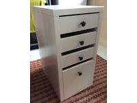 Bathroom Cabinet / Office Drawers Vgc