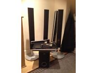 Sony DVDs home cinema with wireless surround