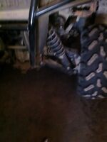 Wanted rear axel for rzr