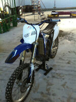 2005 Yamaha 450 BEST OFFER TAKES IT